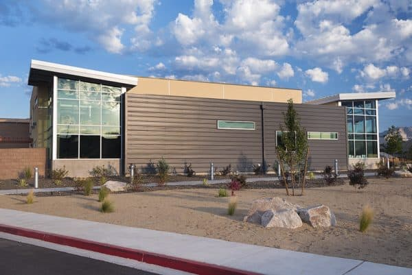 William N. Pennington Teen Center Boys & Girls Clubs of Western NEvada
